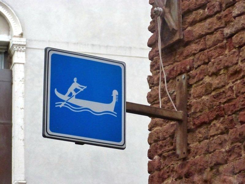 panneau-signalisation-gondole-venise
